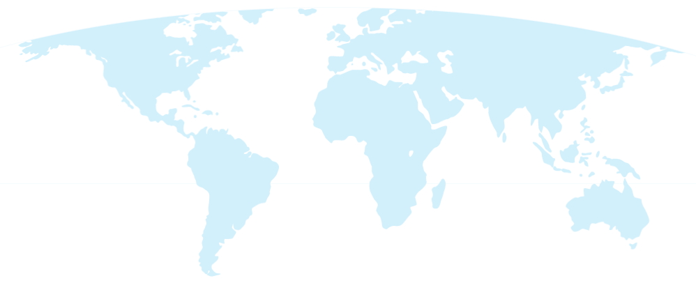 Worldmap bent